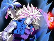 Trunks uccide Gokua
