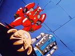 7. Commander Nezi defeats Goku