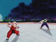 Crilin contro Piccolo