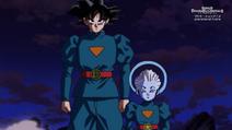 Goku y el grande padre