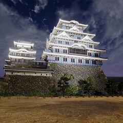 Castello di HimejiinGiappone.