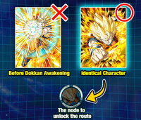 Personaggi con Dokkan Awakened - Dokkan
