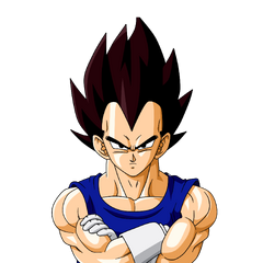Vegeta in Dragon Ball Z, Saga di Majin Bu.