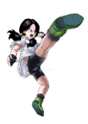 Videl School Outfit