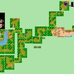 La mappa del <a href=