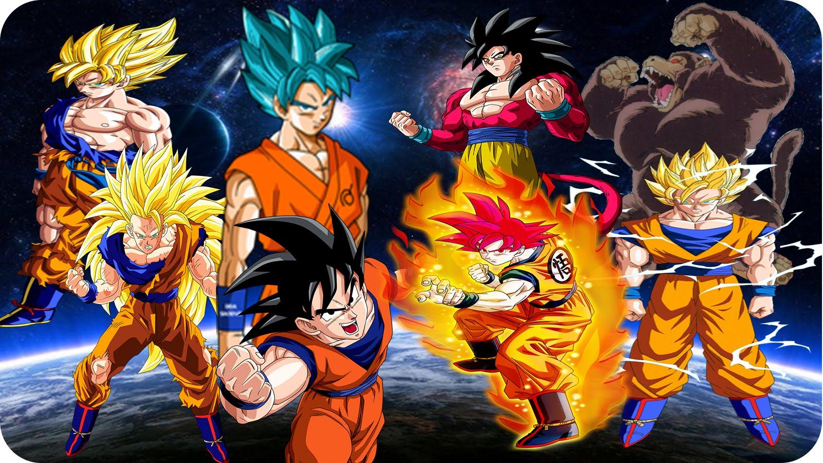 Imagenesde99 Imagenes De Goku Fase 10 Para Descargar: Imagen - Goku-1.jpg