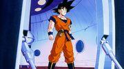 Goku arriva su namecc