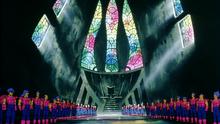 Sala del trono (Palacio del Rey Vegeta)