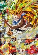 Super Saiyan 3 Trunks Heroes
