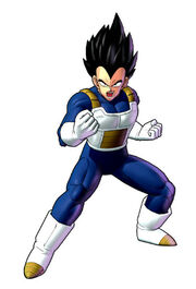 Vegeta Dragon Ball Raging Blast