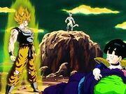 Goku SS vs Freezer