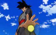 Goku black vs Goku Super Saiyan 2, 8- Dragon Ball Wiki