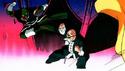Kishime tries to kick Roshi