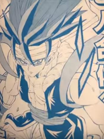 Manga (Tekka)