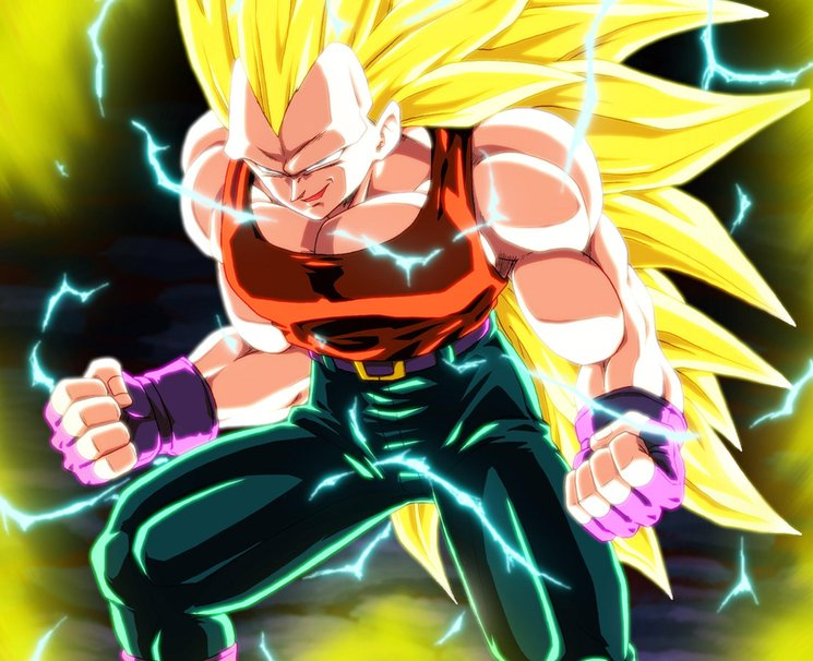 Goku Fase 10000 Vs Vegeta Fase 10000: Imagen - 90192 Super-saiyan-iii-vegeta P.jpg