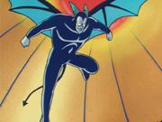 DevilmanFlight
