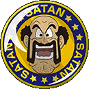 Dokkan Battle Baba's Treasure Item Satan Badge (Hercule Badge Icon)