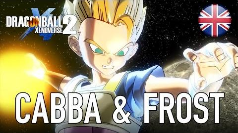 Dragon Ball Xenoverse 2 - PC PS4 XB1 - Cabba & Frost (English)
