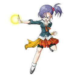 Female Earthling custom character xenoverse