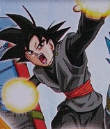 Goku Black Scan