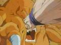 Goku punched Ponkarn