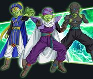 Super God Class-up Namek