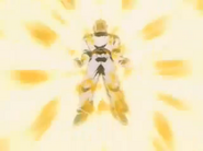 Super Onda Explosiva Baby Goten
