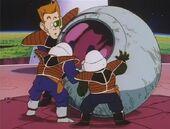 Tre soldati pianeta Freezer 79 - vegeta