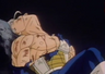 Trunks feels to his death2