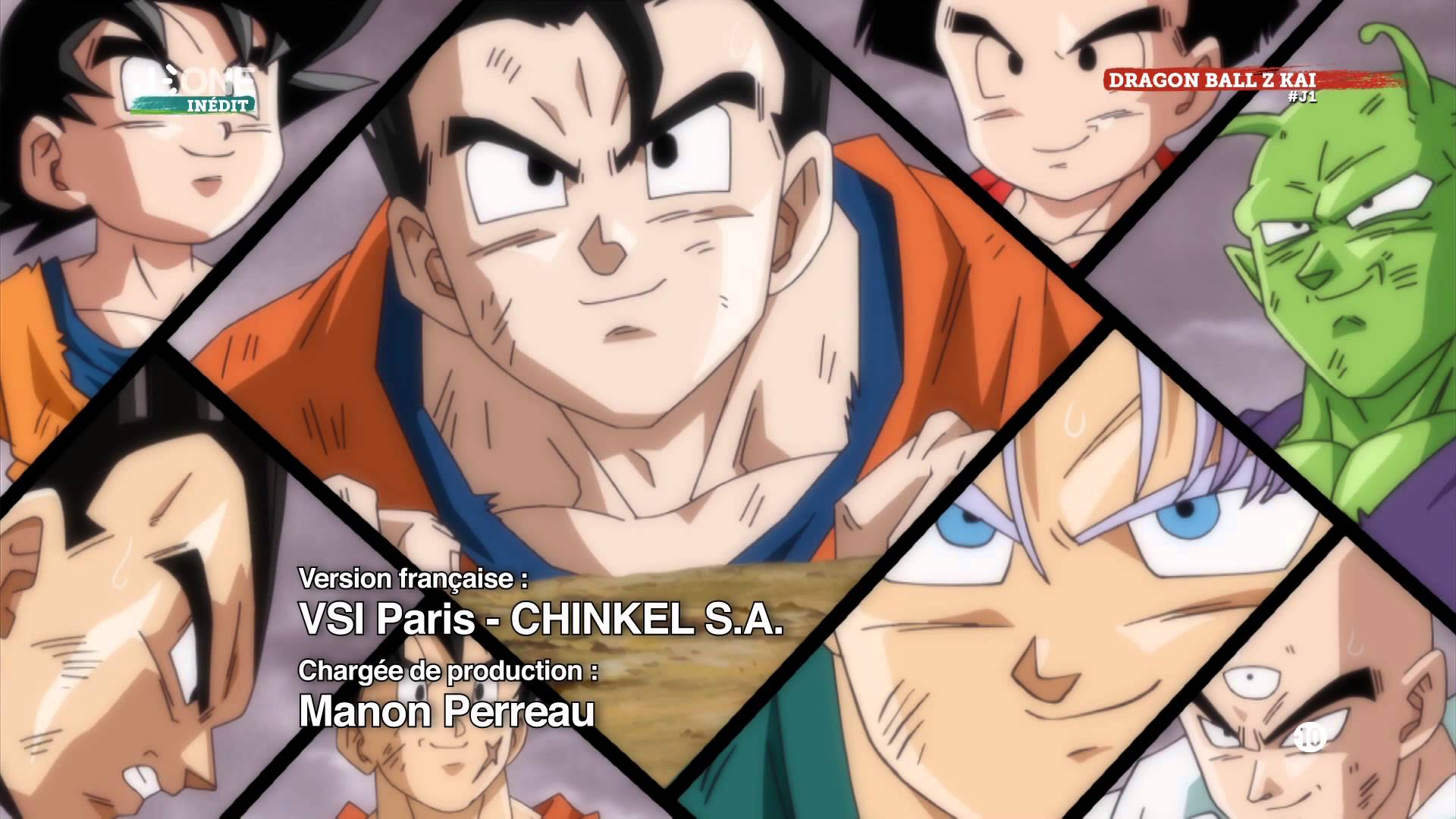 image z fighters optimistic in dragon ball z kai the final
