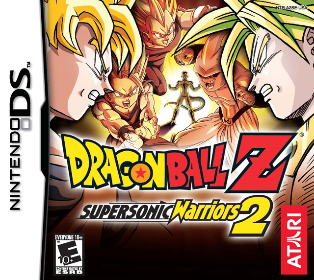 dbz supersonic warriors 2 para android
