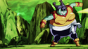 Monna about to get ki blasted