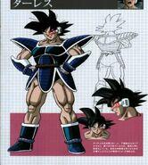 Turles arte conceptual OVA
