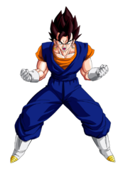 Vegetto by raykugen-d38gt0f