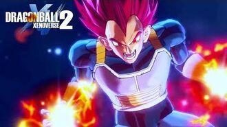 Dragon Ball Xenoverse 2 - Ultra Pack 1 Trailer - PS4 XB1 PC SWITCH (Italiano)