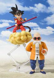 Goku Kame Sennin SH Figuarts
