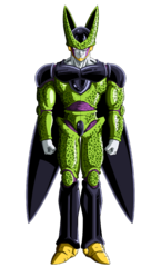 Perfect cell dbz androids amp cell saga by anjoicaros-d6312af