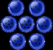 Esferas de energia negativa