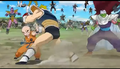Krillin vs Frieza's Recoome-like soldier 01, Resurrection 'F', IsraeliteVIP pic snap
