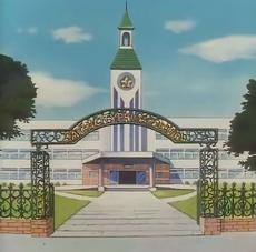 Satan City Primary School - A Hero's Legacy - 002