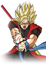 Goku Xeno SS