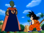 Goku davant Satanàs