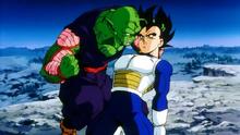 Piccolo et Vegeta