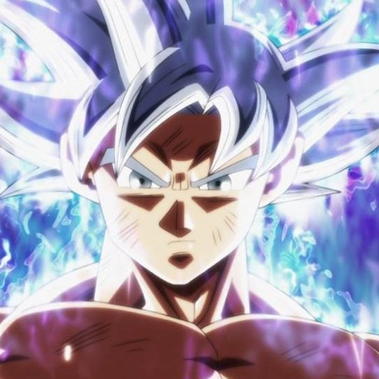 Ultra Instinct Mastered-E