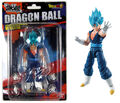 Bandai shokugan shodo dragon ball z neo Vegetto Blue