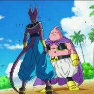 Bills vs Majin Boo
