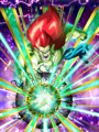 Dokkan Battle - SSR - AGL - Full Power Boujack