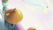 Goku Vegeta train rosat