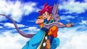 Goku se vinga