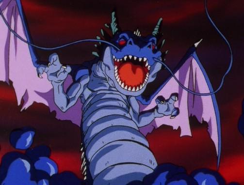 Omega Shenron Vs Kid Buu Saga Dragões N...